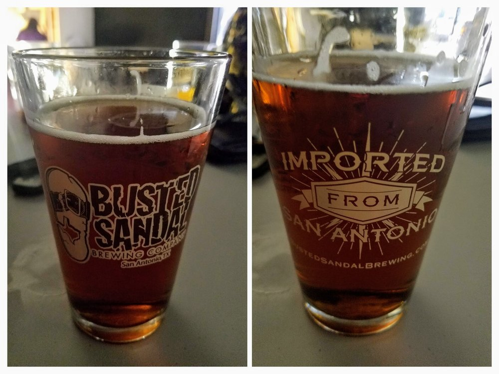 Busted Sandal Brewing Company: 7114 Oaklawn Dr, San Antonio, TX