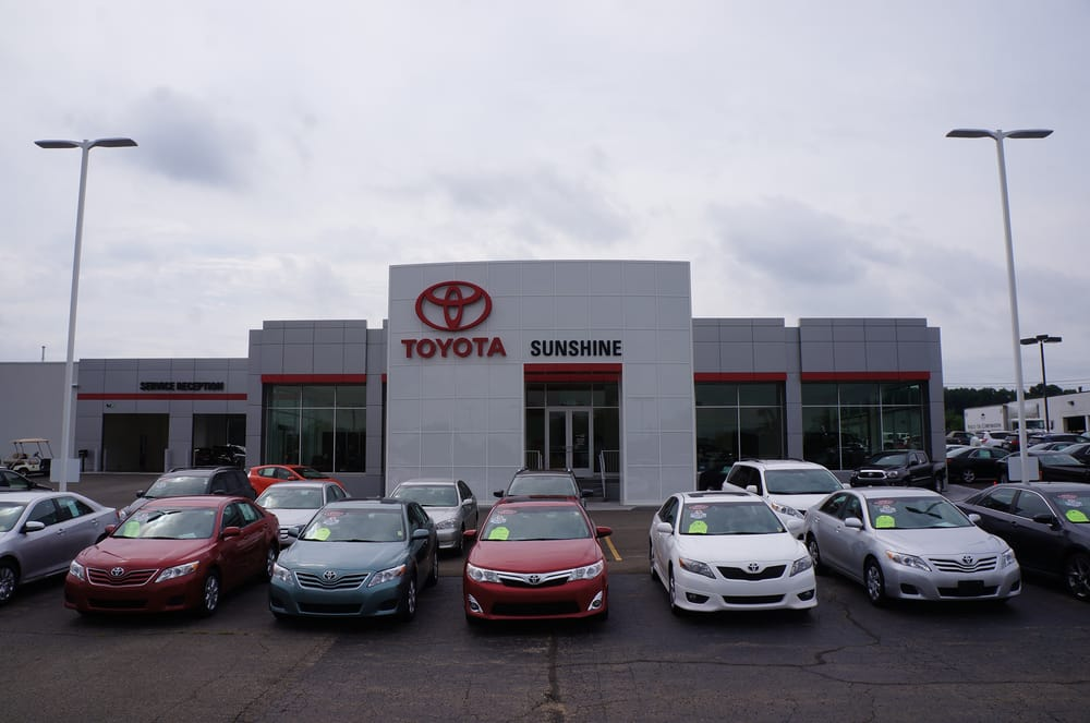 sunshine toyota auto repair 1355 w dickman rd battle creek mi united states phone. Black Bedroom Furniture Sets. Home Design Ideas