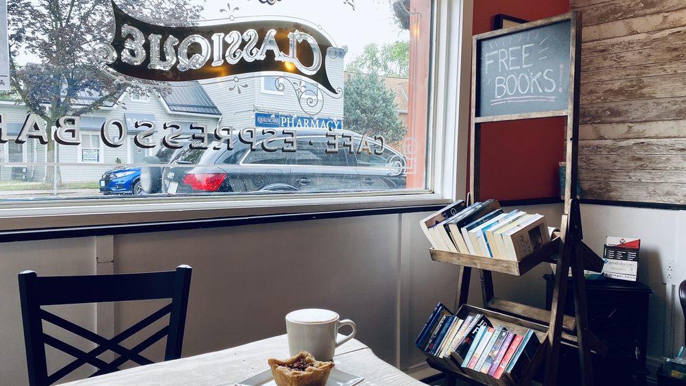 Classique Espresso Bar & Cafe
