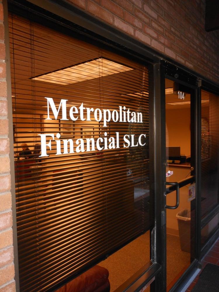 Metropolitan Financial SLC