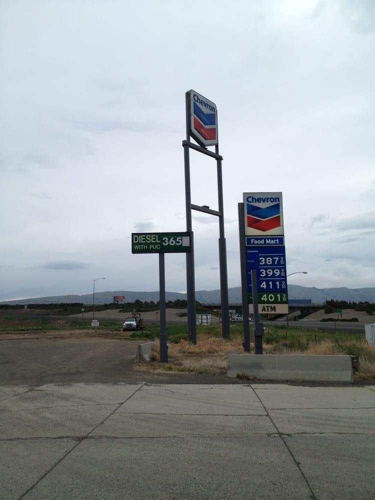 Chevron: 275 Campbell St, Baker City, OR