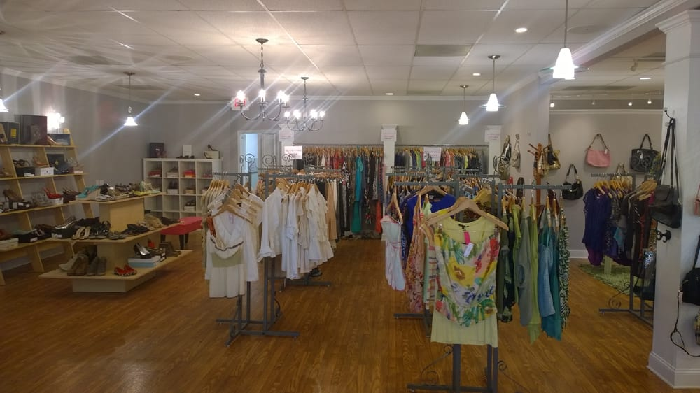 Used clothing stores charlotte nc