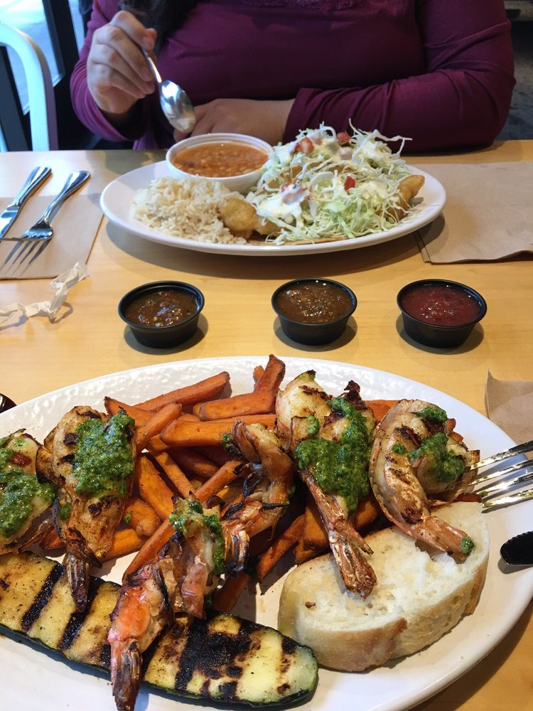 Delicious yelp for California fish grill