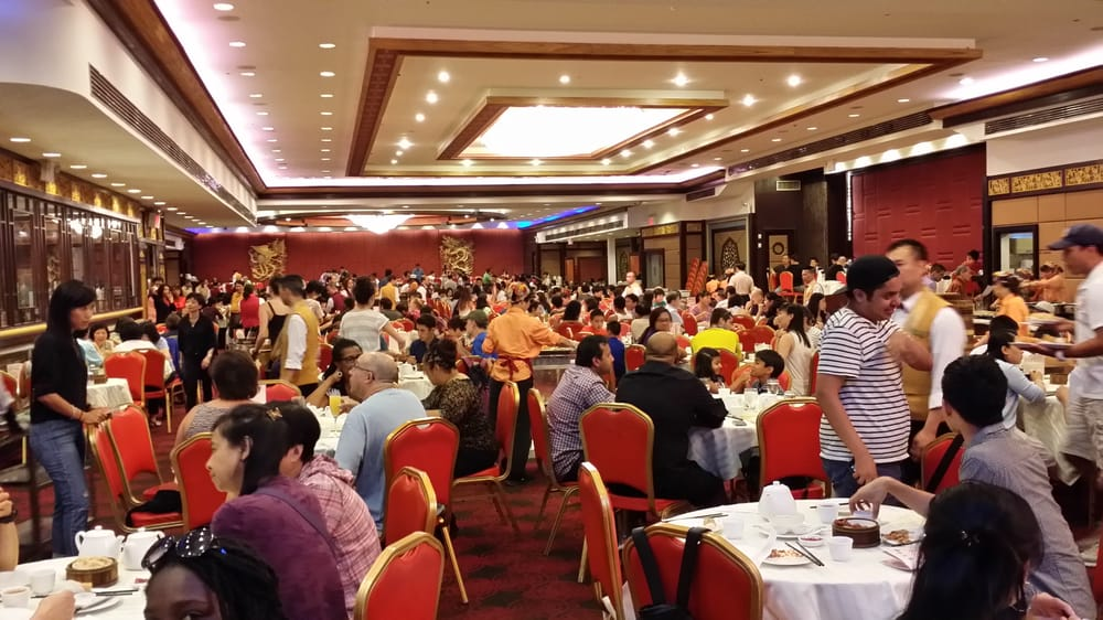 Jing Fong Restaurant New York Ny