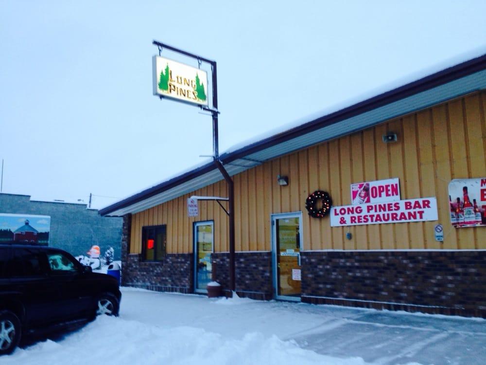 Long Pines Restaurant: 113 2nd Ave NW, Bertha, MN