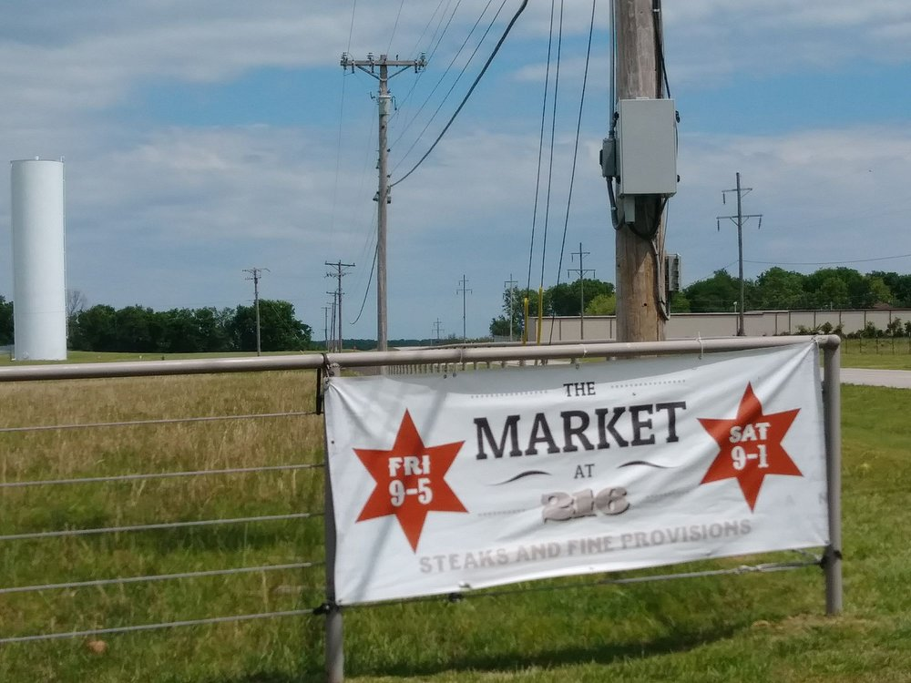 The Market at 216 Ranch: 27855 Hwy 125, Afton, OK