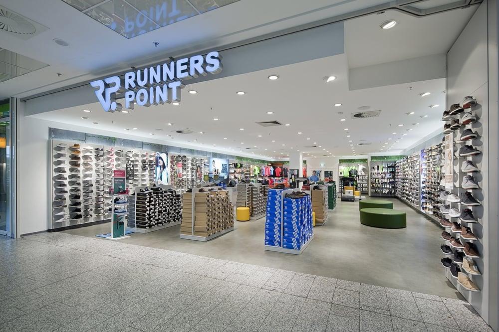 Runners Point Shoe Stores Tiroler Str. 3, Recklinghausen