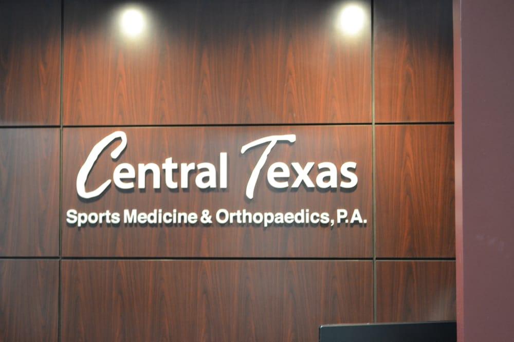 Central Texas Sports Medicine & Orthopaedics, P.A.: 3121 University Dr E, Bryan, TX