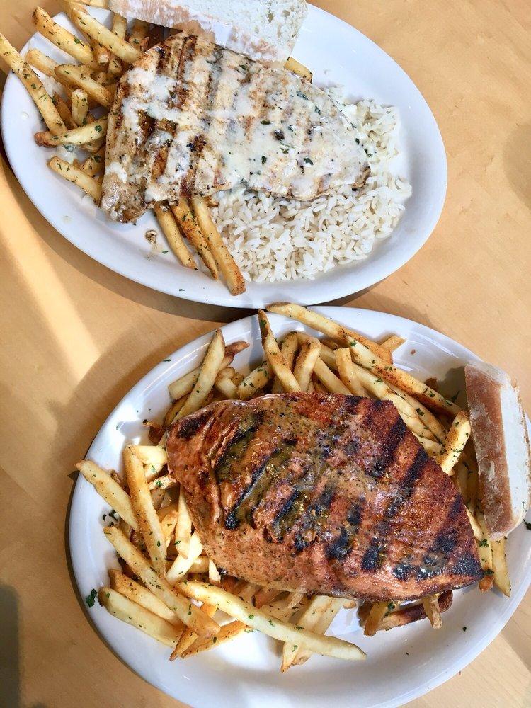 California Fish Grill: 5675 E La Palma Ave, Anaheim, CA