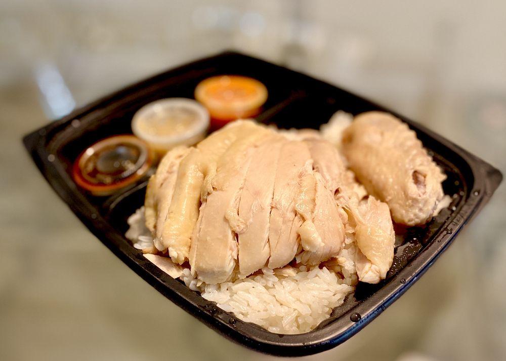 Food from Savoy Kitchen