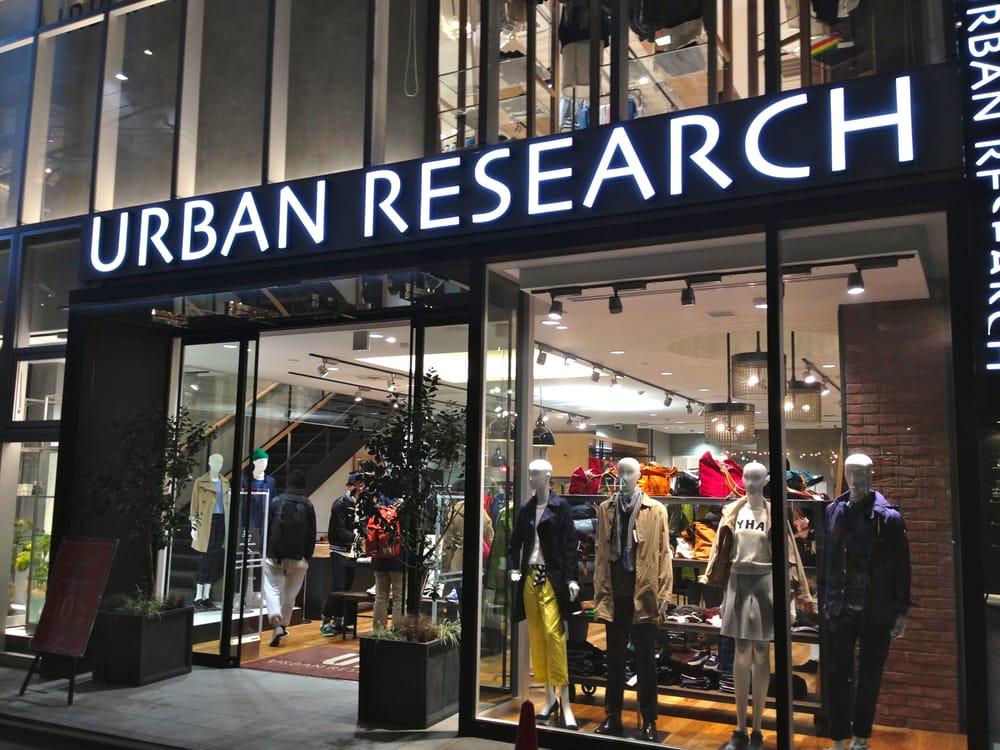 URBAN RESEARCH