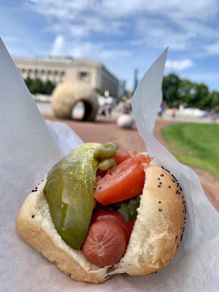 Kim & Carlo's Hot Dog Stand