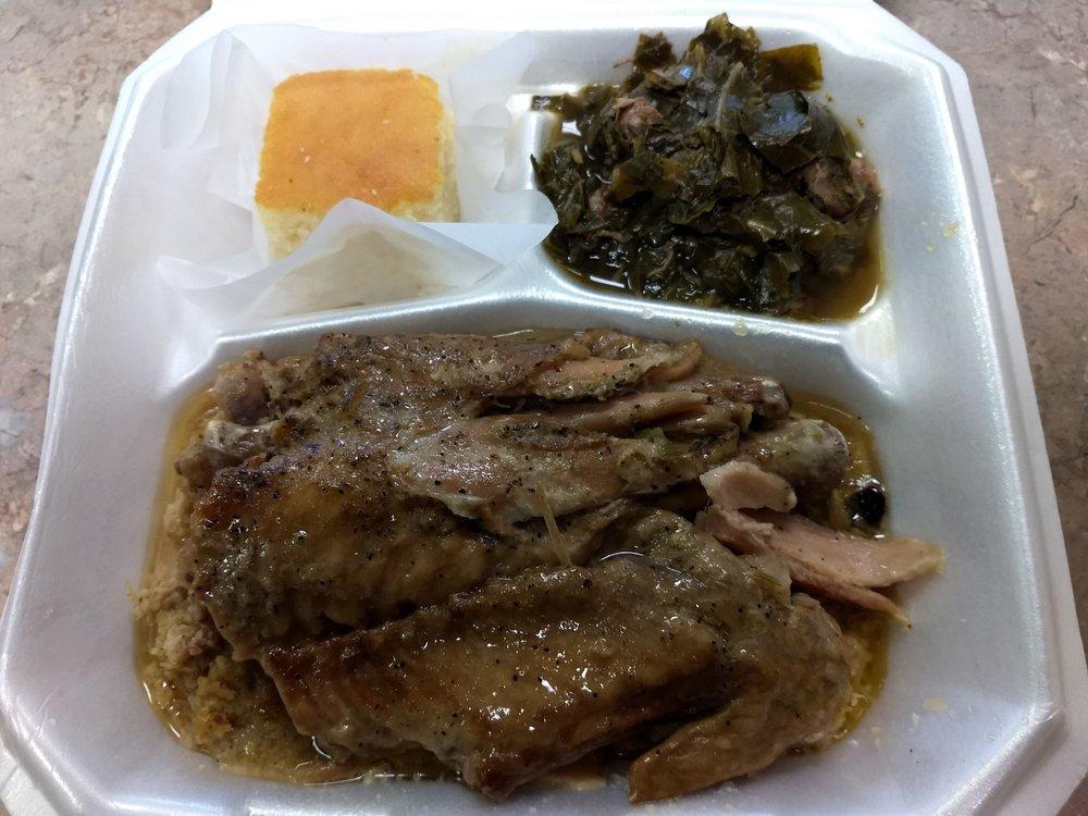 Taste of Heaven Cafe: 5701 Moffett Rd, Mobile, AL