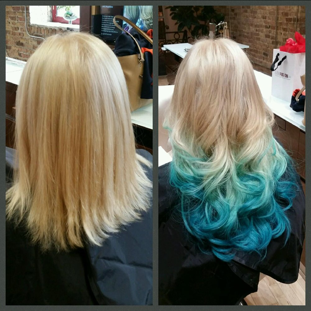 Ursulas Extensions Hair Fusion Bar 60 Photos Hair Extensions