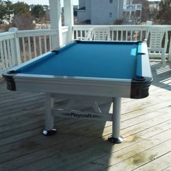 Photo Of OBX Pool Tables   Elizabeth City, NC, United States. Outside Pool