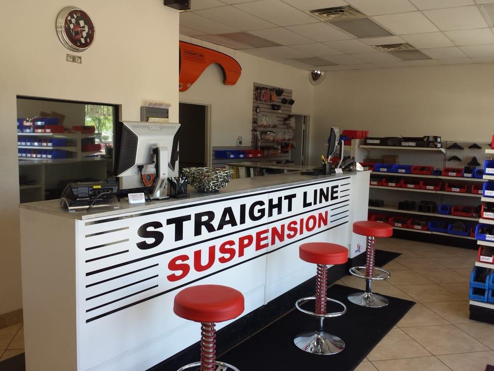 Straight Line Suspension 20 Photos Auto Parts