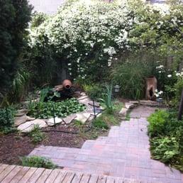 Photo Of Inner Garden B U0026 B   Toronto, ON, Canada. Back Garden