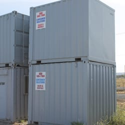 Container Solutions Self Storage 2449 Bates Ave