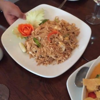 Thai New West Restaurant New Westminster Bc