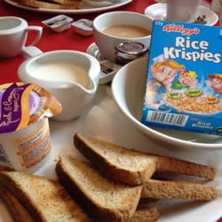 Photo Of Travelodge Hotels Amesbury Wiltshire United Kingdom Little Chef S Continental Breakfast