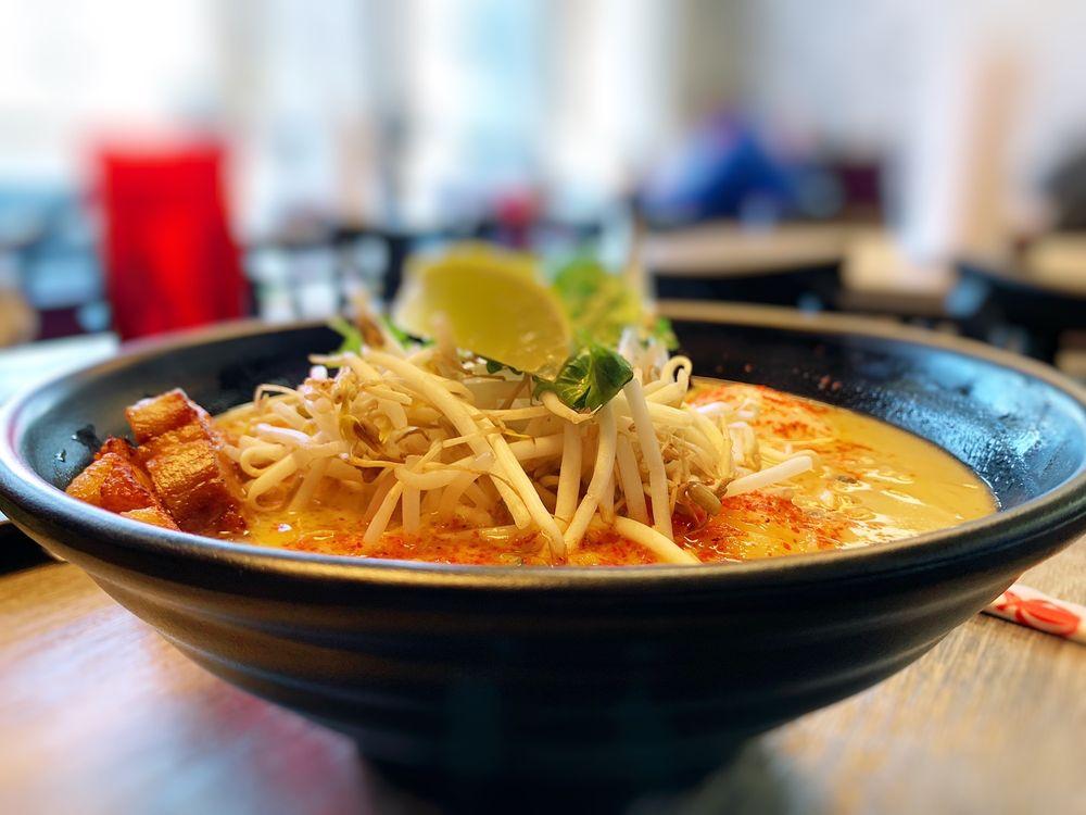 New Age Noodles: 143 N Main St Mount, Clemens, MI