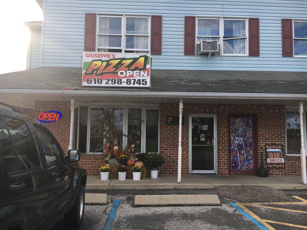 Giuseppe Restaurant & Pizzeria: 7432 Route 309, New Tripoli, PA