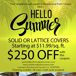 Preferred Patio Covers 11 Photos Patio Coverings Rancho