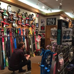 Since Christy Sports has been Winter Park's full service ski shop. Located in Downtown Winter Park we are the largest full-service snowboard and ski shop in the area. Christy has the largest and most diverse selection of ski rentals and snowboard rental in town.