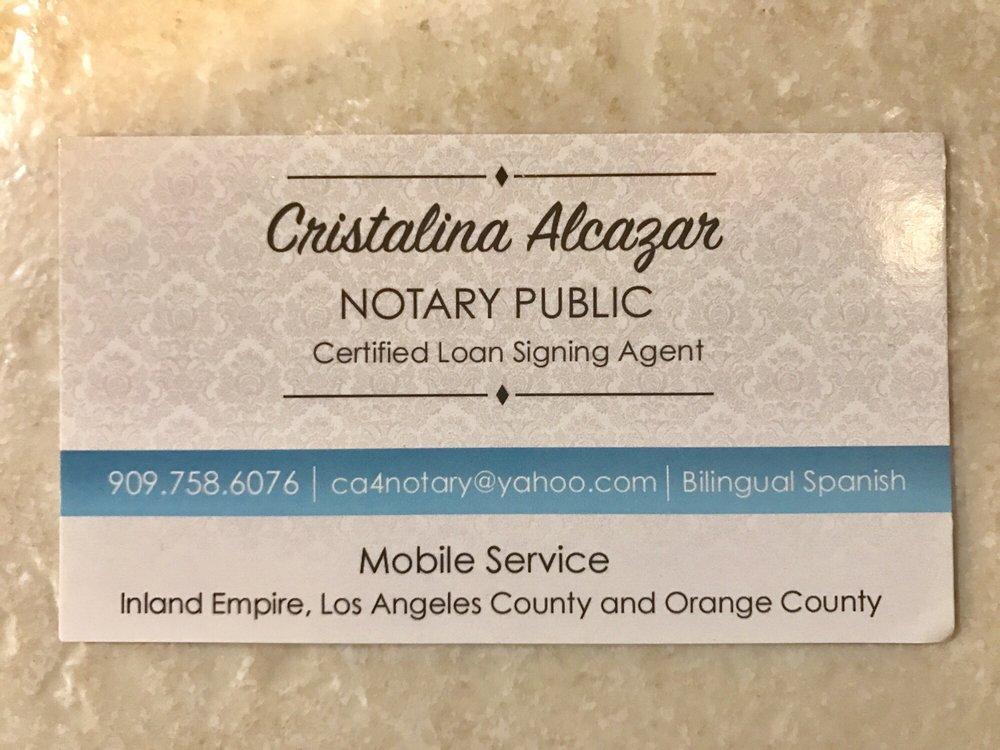 1 Notary Public Gift Card Rancho