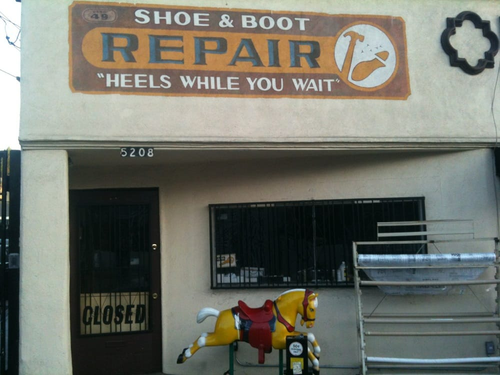 Shoe Repair Highland Park Ca