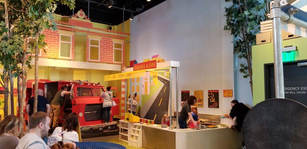 Social Spots from Minnesota Children's Museum