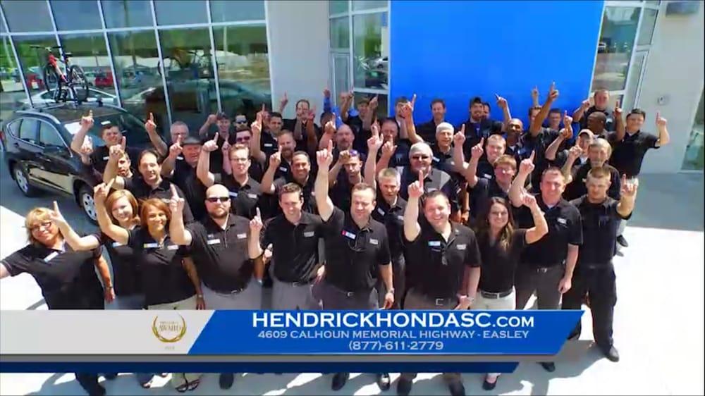Hendrick honda easley 22 photos car dealers 4609 for Honda easley sc
