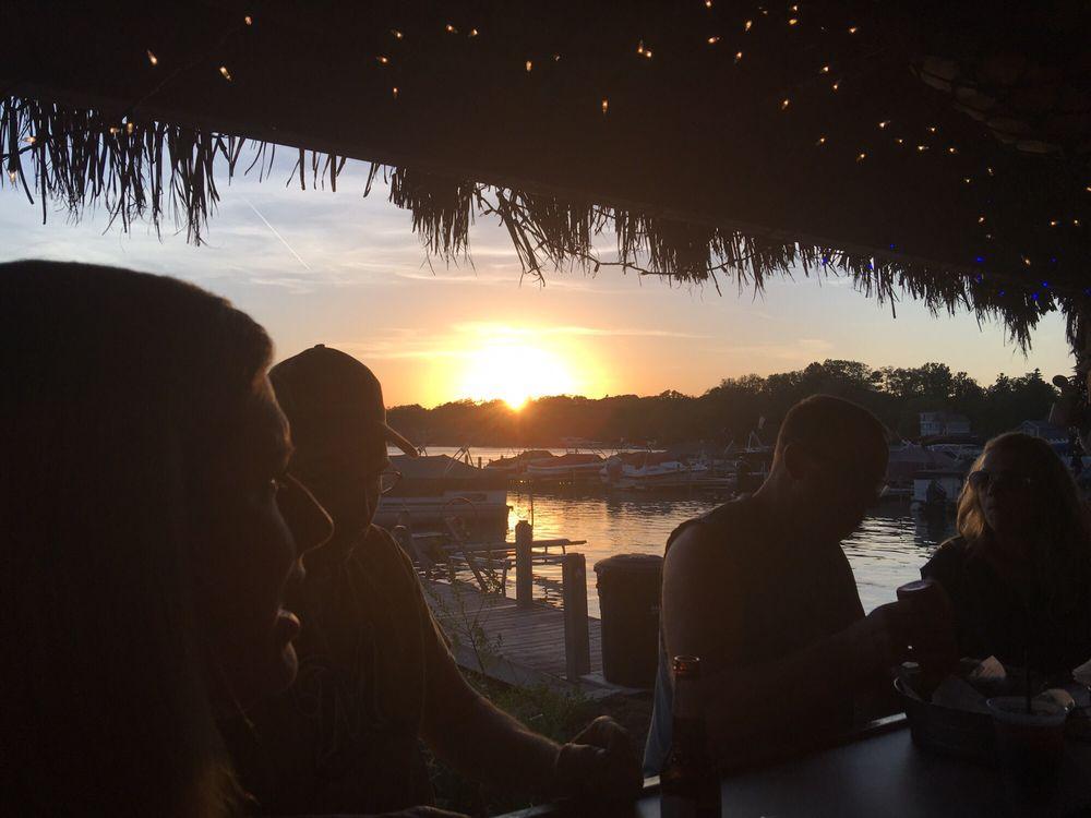 Beach Bar: 402 S Lake Ave, Twin Lakes, WI