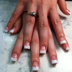 French nails design and spa