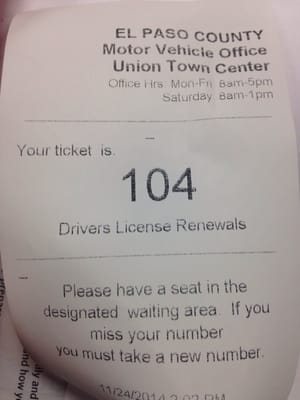 uniontown photo drivers license center