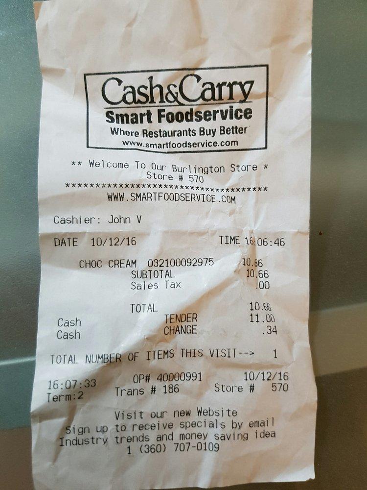 Cash carry fournitures pour restaurants 150 sharon for Fourniture pour restaurant