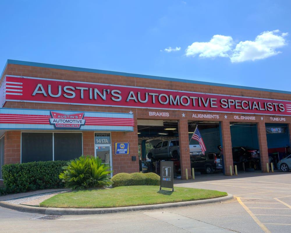 Austin's Automotive Specialists