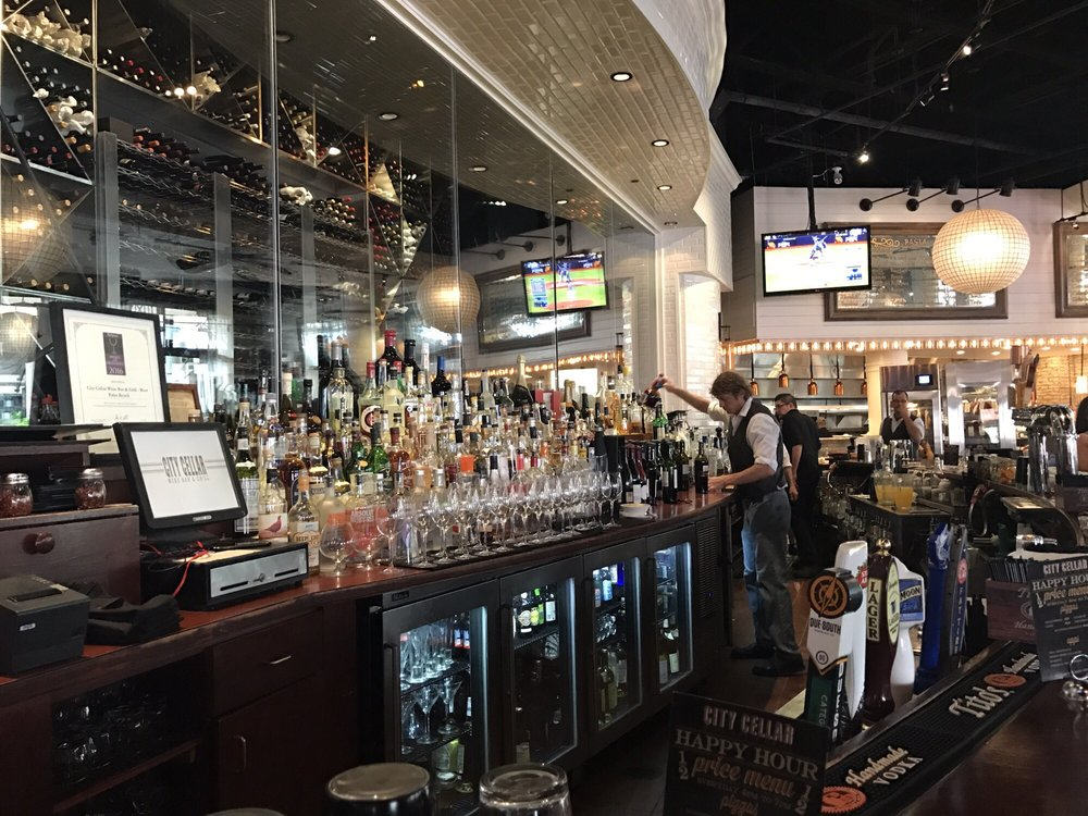 City Cellar Wine Bar And Grill West Palm Beach