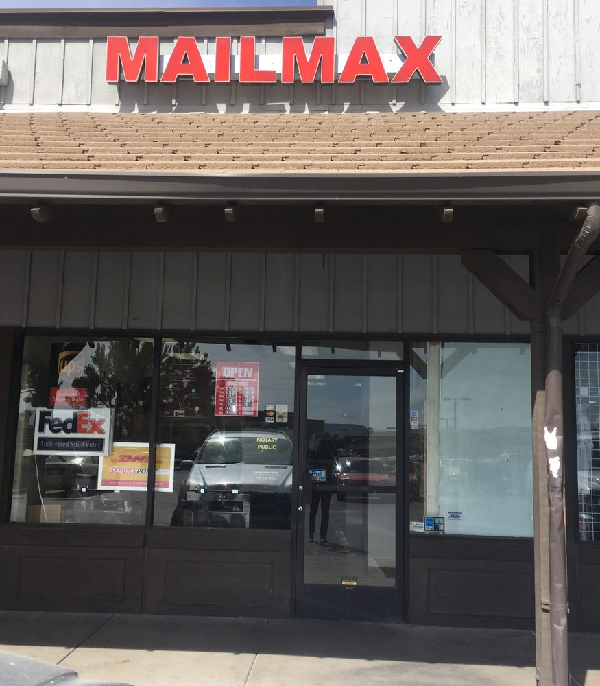 Mail Max Barstow: 909 Armory Rd, Barstow, CA