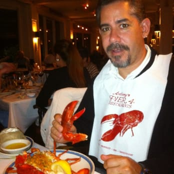 Photo Of Anthony S Pier 4 Restaurant Boston Ma United States Medium Lobster