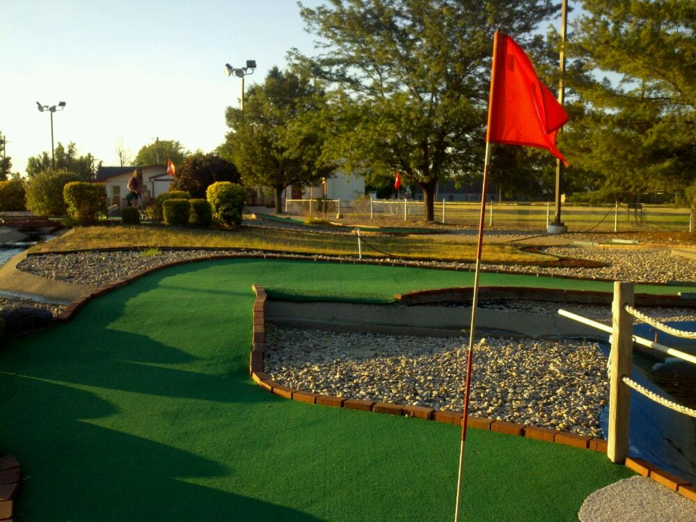 Orchard Golf Center: 251 N State Road 135, Greenwood, IN