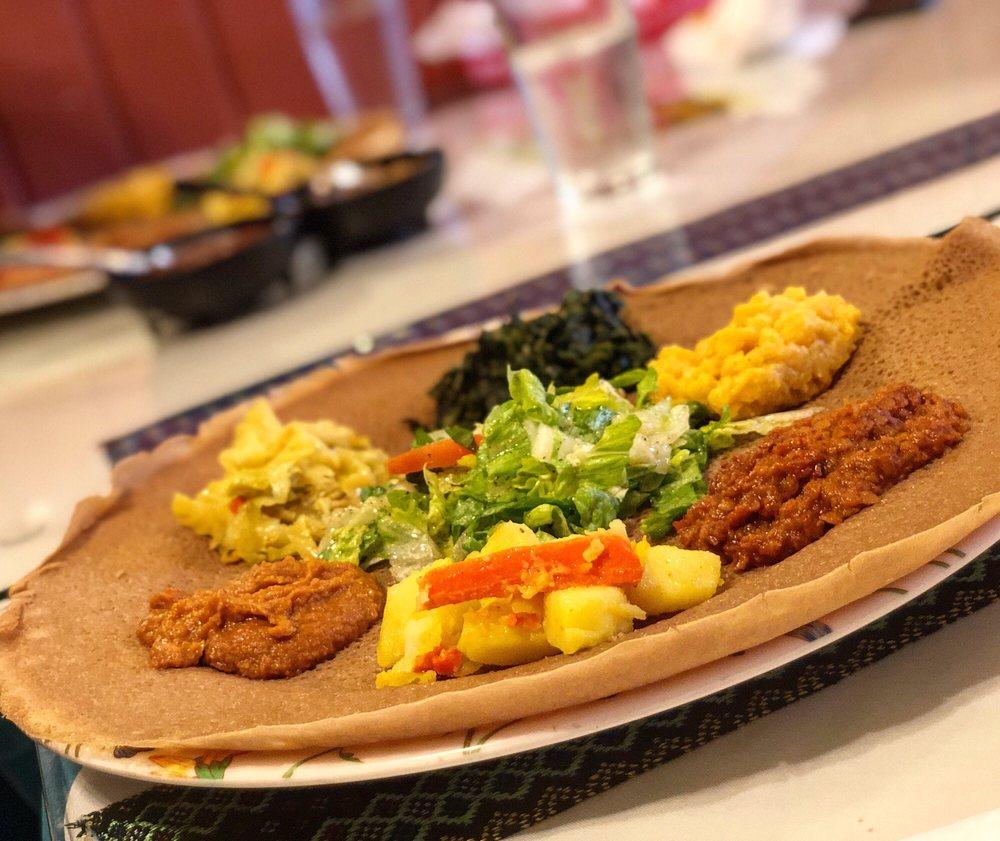 Tana Ethiopian Restaurant: 2622 W La Palma Ave, Anaheim, CA