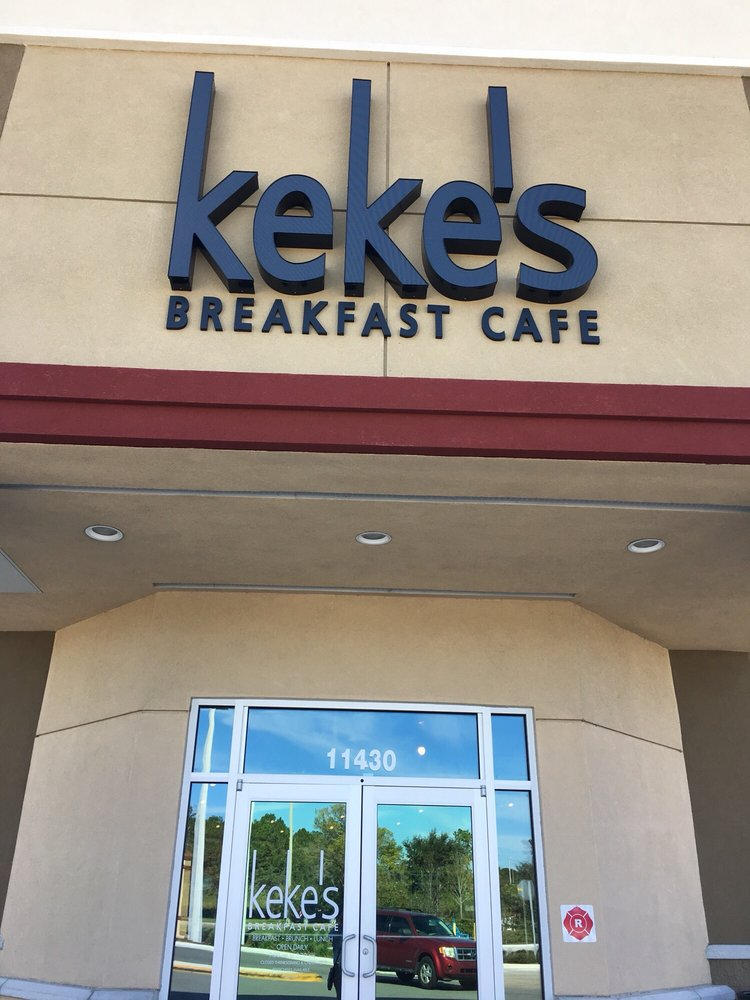 Keke Breakfast Cafe Riverview Fl