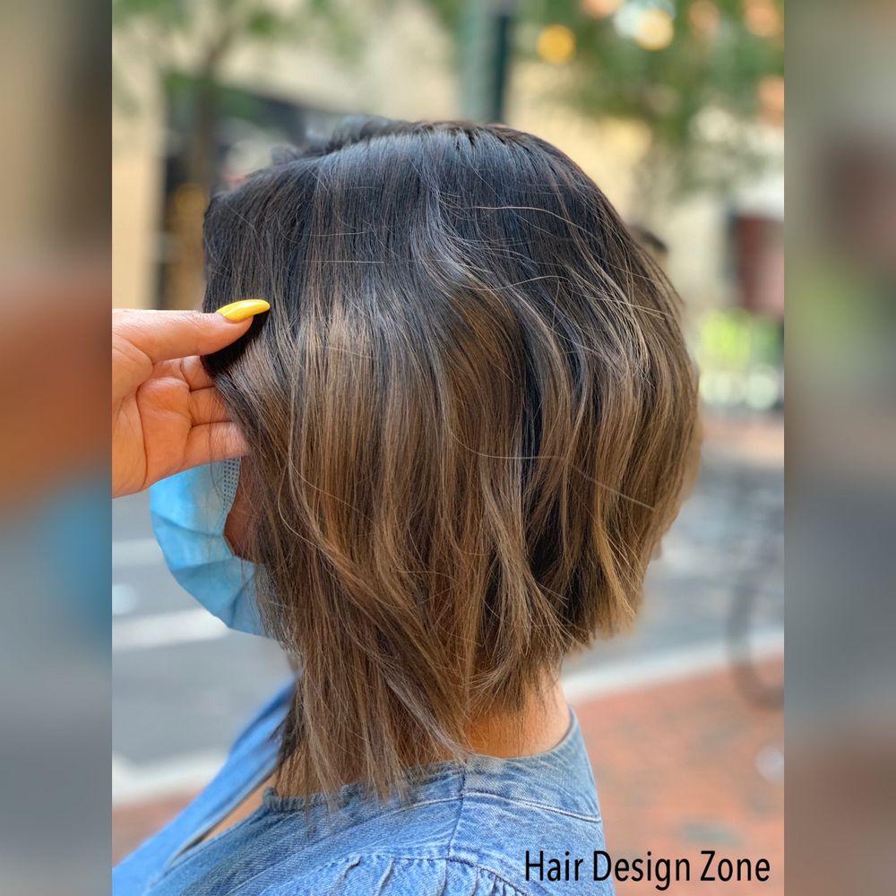 Hair Design Zone: 141 Gibbs St, Rockville, MD