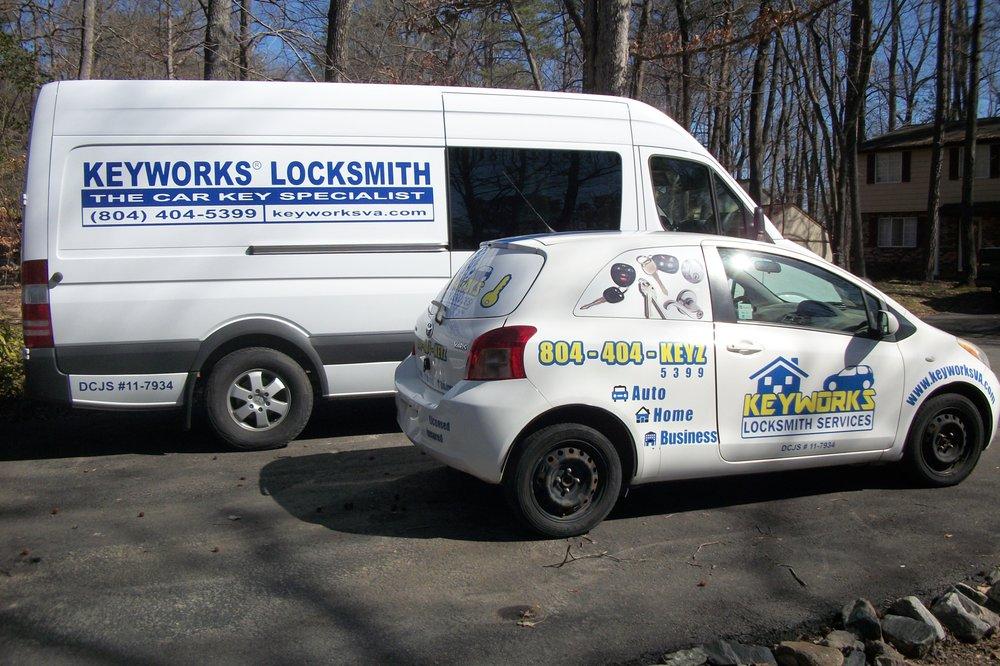 Keyworks Locksmith: Glen Allen, VA