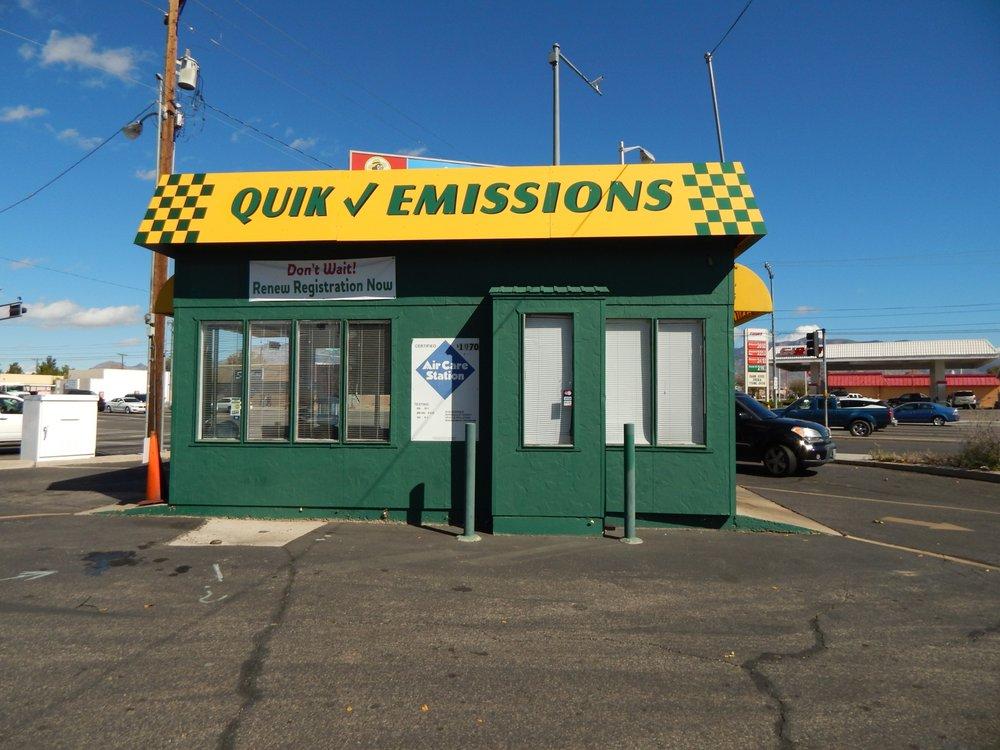 Quik Check Emissions