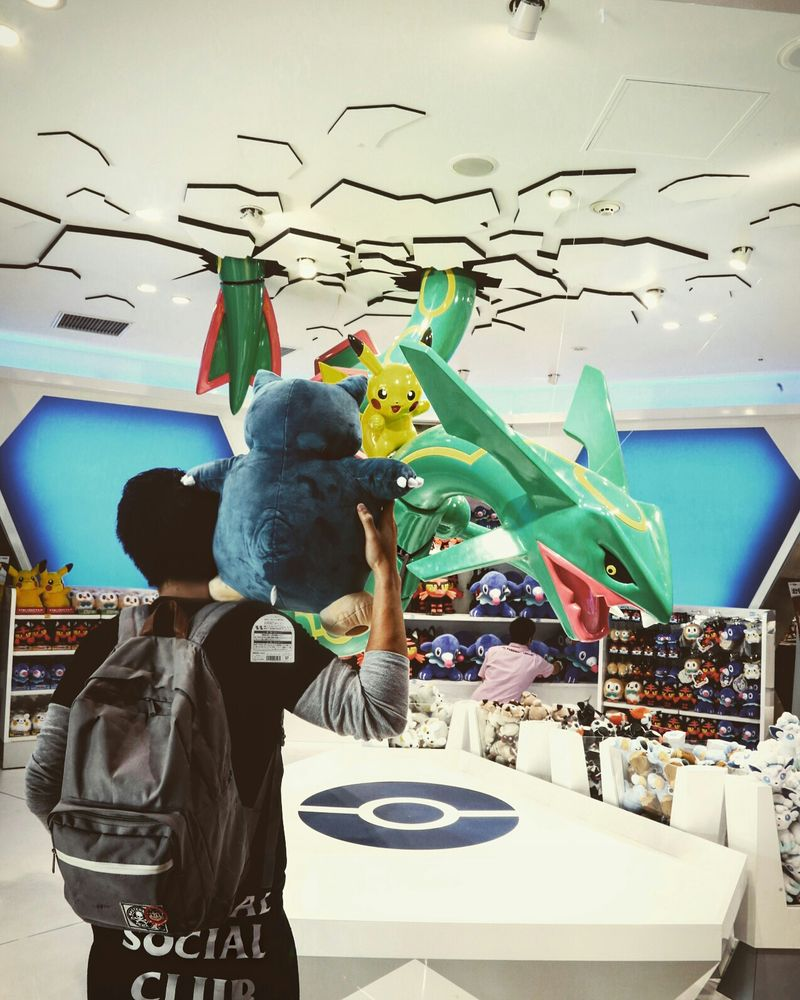 Pokemon Center Sky Tree Town