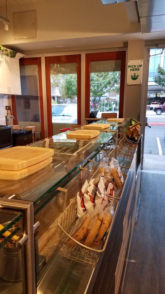 Evergreens Salad: 10503 NE 4th St, Bellevue, WA