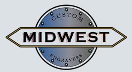 Midwest Custom Engravers: 4 N 220 Cavalry Dr, Bloomingdale, IL