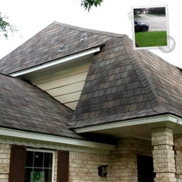 Photo Of New Age Roofing   Houston, TX, United States. Merlot 40 Yrs